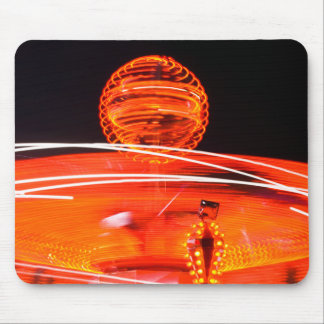 Fireball Mouse Pad