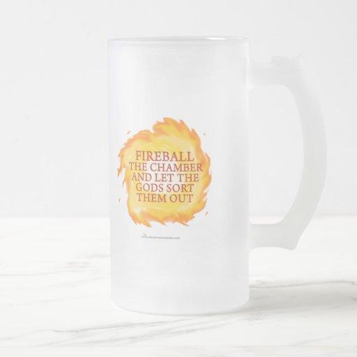 Fireball the Chamber Coffee Mug