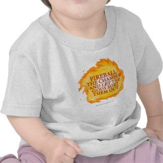 Fireball the Chamber Shirt
