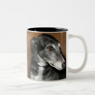 Fireball Two-Tone Coffee Mug