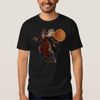 Fireball Wizard Shirt