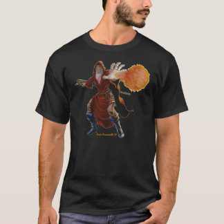 Fireball Wizard Shirt