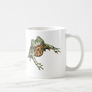 Firebelly Toad Illustration Coffee Mug