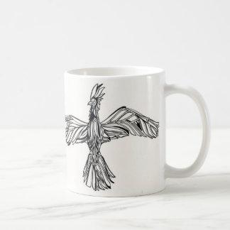 Firebird005 Coffee Mug