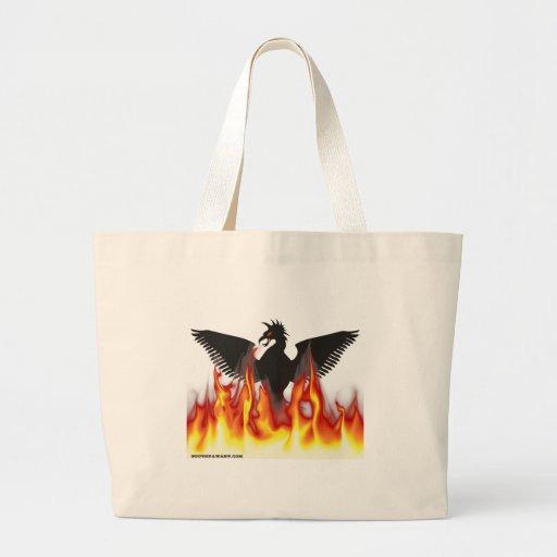 FireBird5 Canvas Bag
