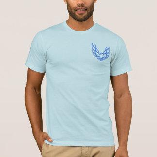 Firebird blue. Trans Am T-Shirt