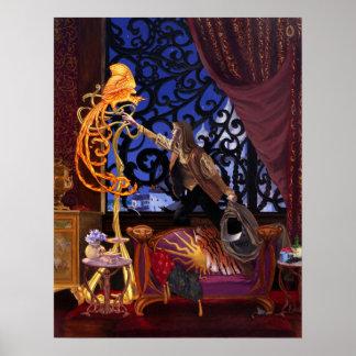 Firebird - impresión o poster