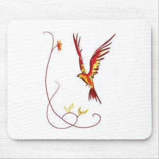Firebird (Little Phoenix) Mouse Pad