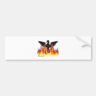 FireBird / Phoenix Car Bumper Sticker
