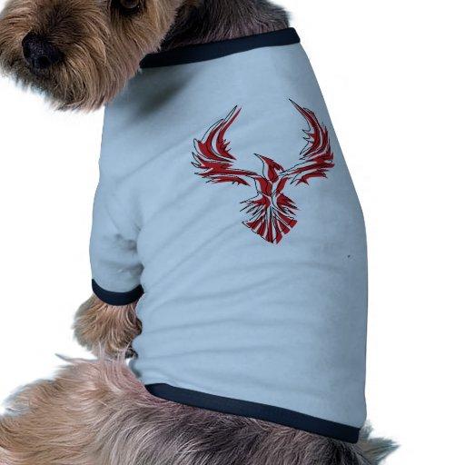 Firebird - Phoenix Camiseta Con Mangas Para Perro
