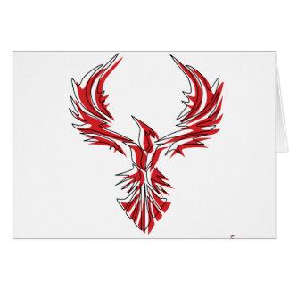 Firebird - Phoenix Card