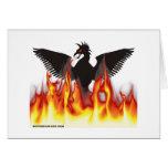 FireBird / Phoenix Greeting Card