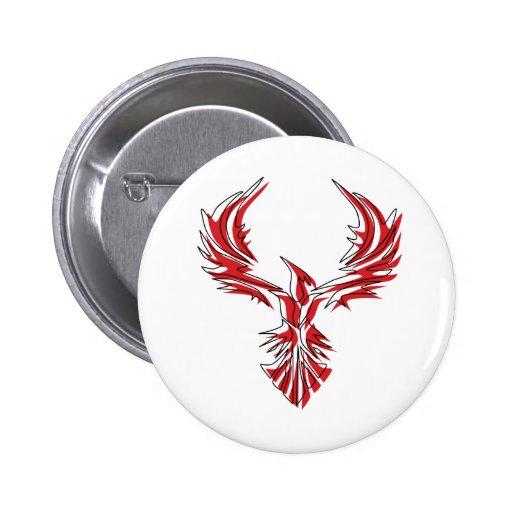 Firebird - Phoenix Pins