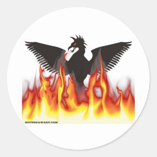 FireBird / Phoenix Sticker