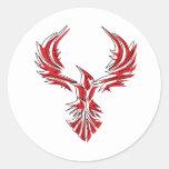 Firebird - Phoenix Stickers