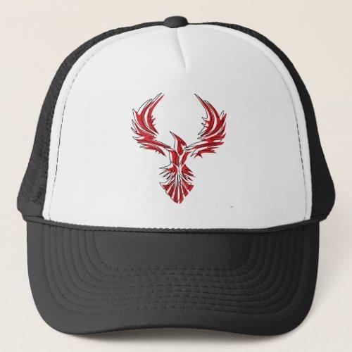 Firebird _ Phoenix Trucker Hat