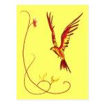 Firebird Postcard