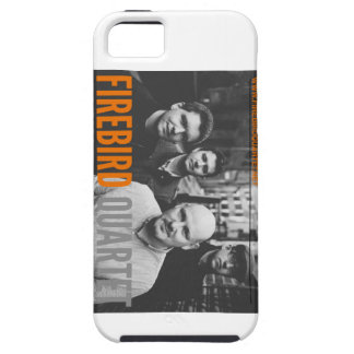 Firebird Quartet iPhone case