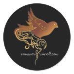 """""""Firebird"""" stickers"""