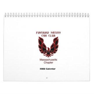 firebirdlogo, 2009 Calendar