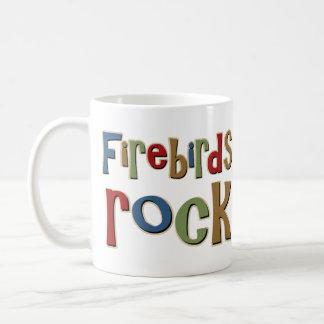Firebirds Rock Coffee Mug