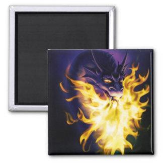 Firebreather Magnet