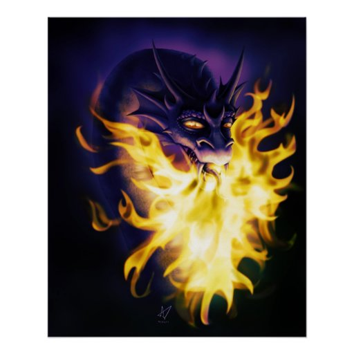 Firebreather Poster