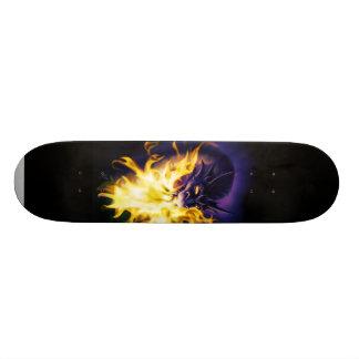 Firebreather Custom Skateboard