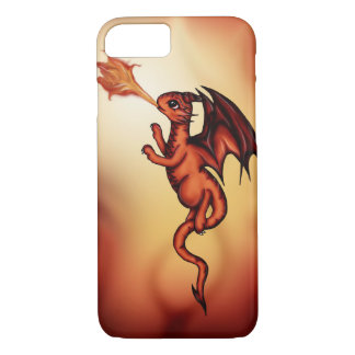 firebreathing Dragon iPhone 8/7 Case