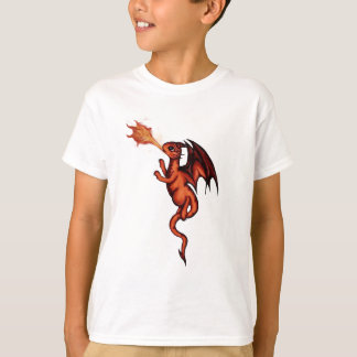 firebreathing Dragon T-Shirt