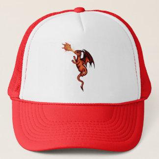 firebreathing Dragon Trucker Hat
