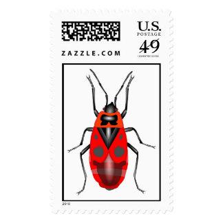 Firebug Postage Stamp