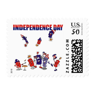 Firecracker Party Postage