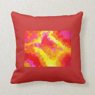Firecracker Pillow!!! Throw Pillow