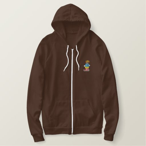 Firecracker T N T Embroidered Hoodie