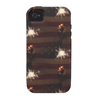 firecrackers Case-Mate iPhone 4 cases