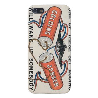 Firecrackers iPhone 5 Cover