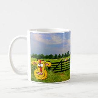 fired ! coffee mug
