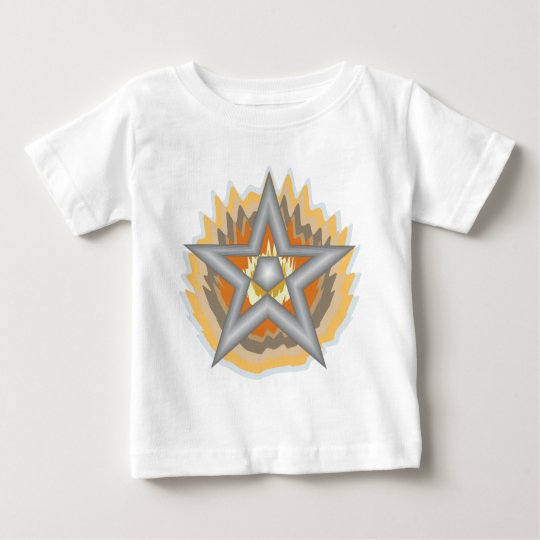 FIRED STAR BABY T-Shirt