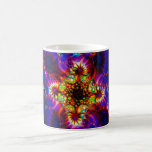 Fired Synapse of the Holographic Mind Classic White Coffee Mug