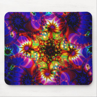 Fired Synapse of the Holographic Mind Mouse Pad