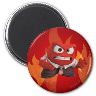 FIRED UP! MAGNET