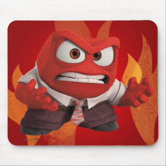 FIRED UP! MOUSE PAD