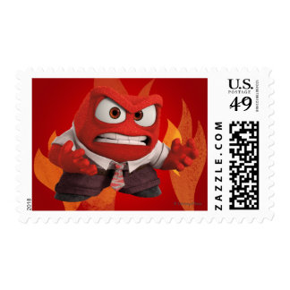 FIRED UP! POSTAGE STAMP