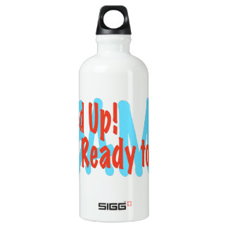Fired Up Ready to Go SIGG Traveler 0.6L Water Bottle