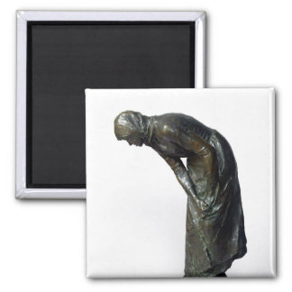 Firedamp, 1893 2 inch square magnet