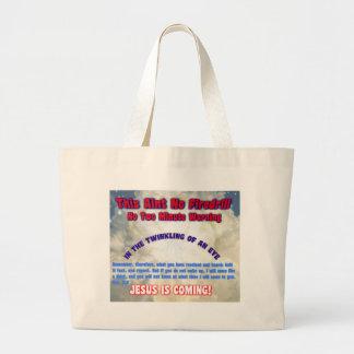 Firedrill 2 tote bags