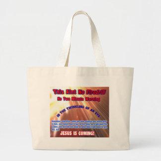 firedrill 3 tote bag