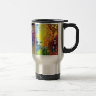 FireEagle AbyssRise Time 15 Oz Stainless Steel Travel Mug