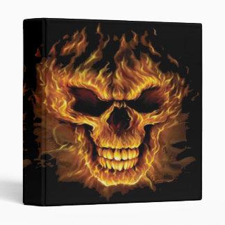 FireFace Vinyl Binder